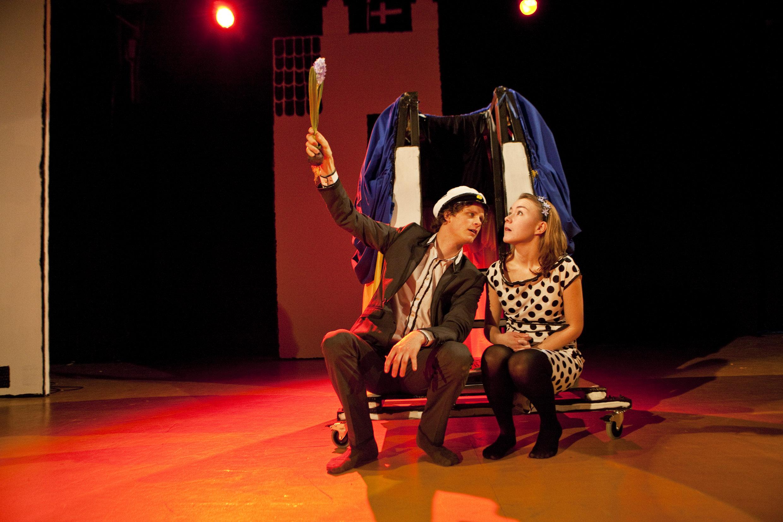 Nya Spöksonaten moment:teater 2012