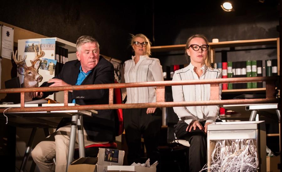 Revisorn moment:teater 2015